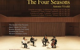 Antonio Vivaldi The Four Seasons