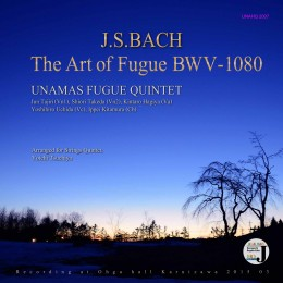 "J.S BACH""The Art of Fugue"""