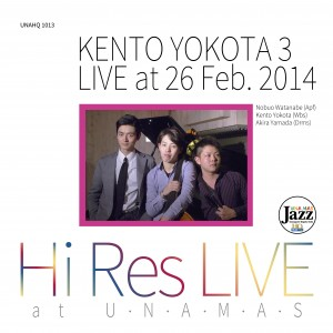 KENTO YOKOTA3 Live at 26th Feb.2014