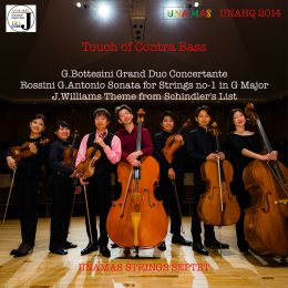 UNAHQ 2014 Touch of ContraBass 2000