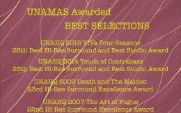 UNAMAS Awarded Best Selections Various UNAMAS